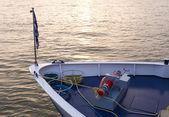 Boat prow — Stock Photo