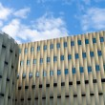 Modern office building — Stock Photo #18434039