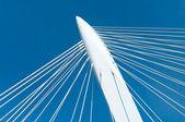 Modern bridge — Stock Photo