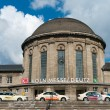 Cologne deutz railway station - Stock Photo