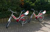 Servizio di noleggio biciclette Db — Foto Stock