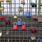 ������, ������: Love padlocks