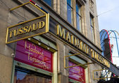 Muzeum voskových figurín madame tussaud — Stock fotografie