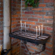Church candles — Stockfoto #23510477