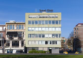 Travel clinic Rotterdam — Stock Photo