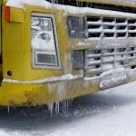 Frozen truck — Stock Photo #27611193