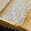 Holy bible — Stock Photo
