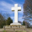 White cross — Stock Photo