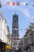 Cathedral in Utrecht, Netherlands — Stock Photo