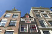 Amsterdam hus — Stockfoto