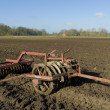 Agricultural machine — Stock Photo