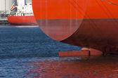 Endüstriyel gemi — Stok fotoğraf