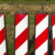 Road markers — Stock Photo