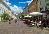 Klagenfurt, avusturya — Stok fotoğraf