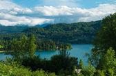 Austrian landscape — Stock Photo