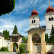 Church in millstatt, austria — Stock Photo #34400595