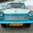 Trabant car — Stock Photo