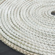 Stock Photo: Coiled rope