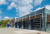 School building — Stock Photo