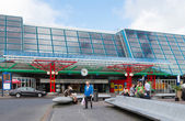 Train station — Foto Stock