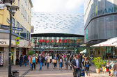 Shopping mall in Essen, Germany — Stock Photo