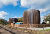 Industrial silos — Stock Photo