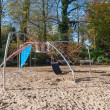 Climbing frame — Stock Photo