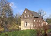 Water mill in Dorsten-Deuten, germany — Stock Photo