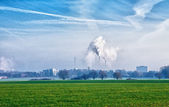 Coal fired power plant in Germany — Stock Photo