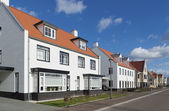 Detached houses — Stock Photo