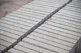 Pedras de calçada — Foto Stock