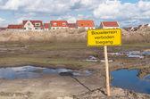 Bouwplaats — Stockfoto