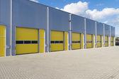 営業倉庫 — ストック写真