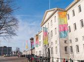 海事博物馆阿姆斯特丹 — 图库照片
