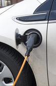Electric car — Stock Photo