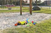 孩子们的游乐场 — 图库照片