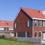 Terraced houses — Stock Photo #46416603