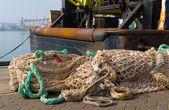Fishing nets — Stock Photo