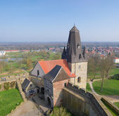 Bentheim castle — Stock Photo