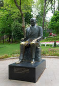 Ataturk statue — Stock Photo