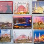 Постер, плакат: Istanbul souvenirs
