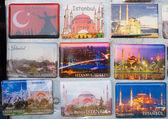 Istanbul souvenirs — Stock Photo
