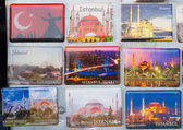 Istanbul souvenirs — Stock Photo