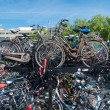 Bicycle parking — Stock Photo #50836507