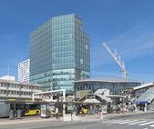 Utrecht central station — Stock Photo