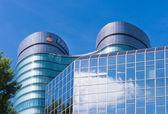 Headquarters of dutch bank — Stock Photo