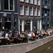 Amsterdam terrace — Stock Photo #51374985