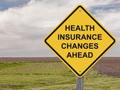 Attention - changements d'assurance-maladie à venir — Photo
