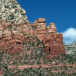 Coffee Pot Rock In Sedona Arizona — Stock Photo #24799271