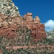 Coffee Pot Rock In Sedona Arizona — Stock Photo #24799271